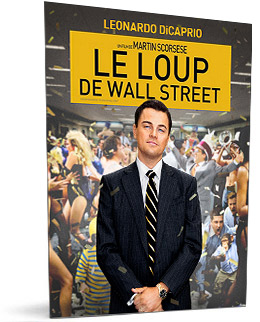 Le Loup de Wall Street - maintenant disponible à Shaw Direct sur demande