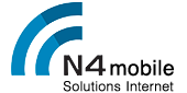 n4 mobile solutions internet logo