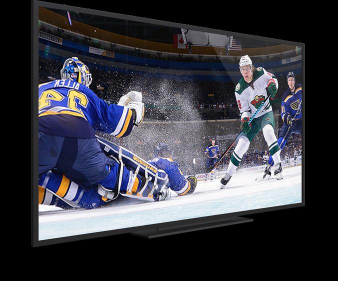 2018-05-04 hockey on TV