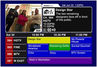 Descriptive Video Service