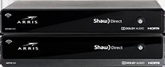 Essential HD receiver and Advanced HDPVR