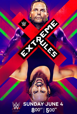 2017-05-23 WWE extreme rules