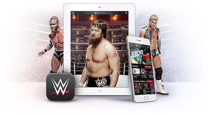 Shaw Go WWE App app