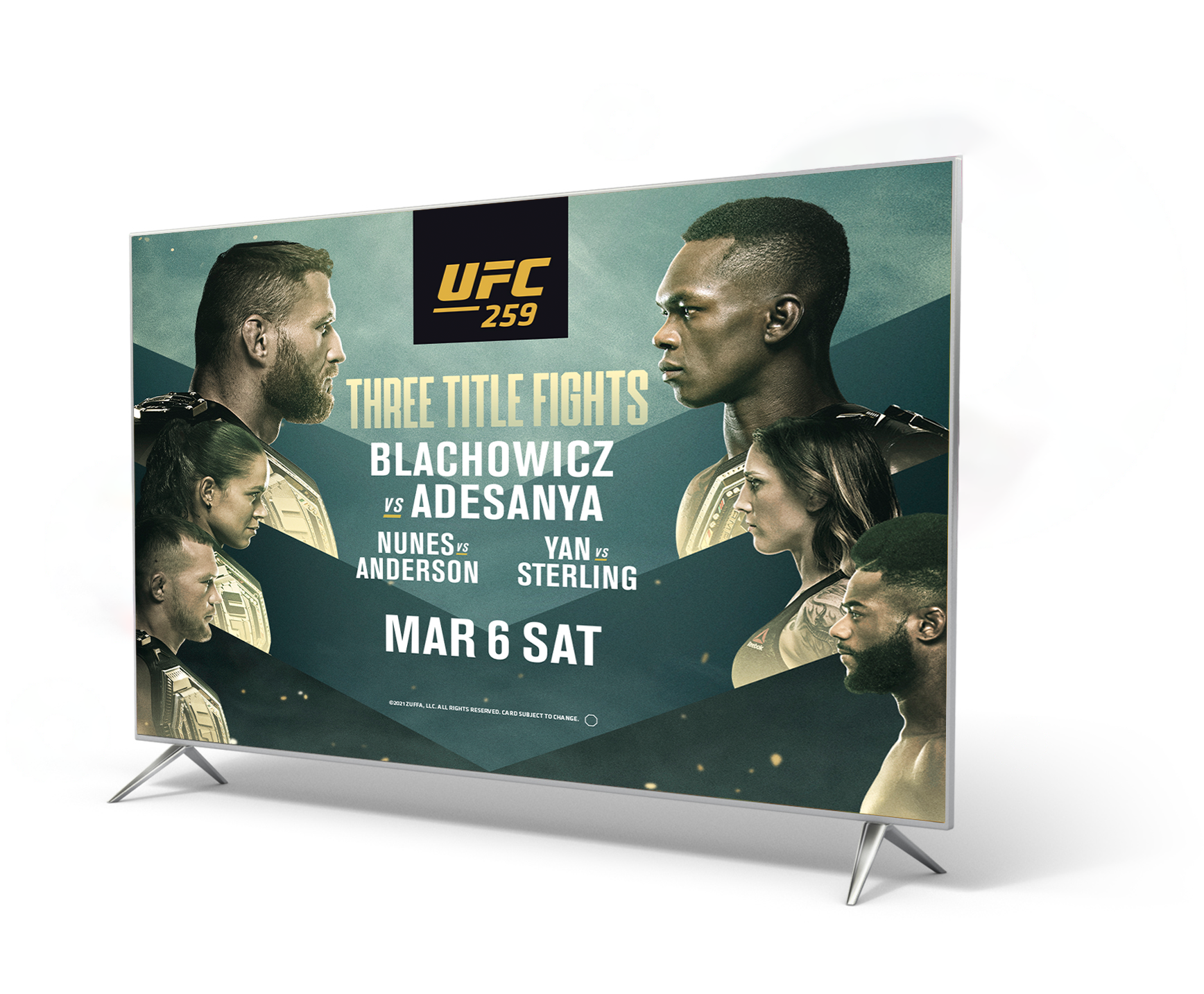 UFC 259 en