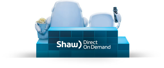 Shaw Direct On Demand