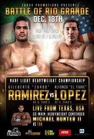 Battle of Rio Grande: Ramirez vs Lopez