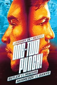 2021 ppv boxing one two punch Jan 29