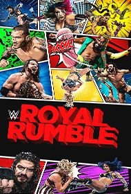 2021-01-january-event - WWE Royal Rumble 2021
