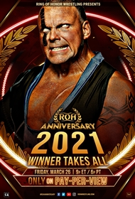 Ring Of Honor: Winner Takes All 2021 Anniversary