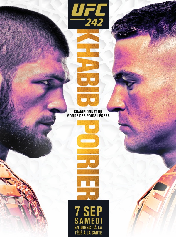 SD_UFC242_Email_FR_poster