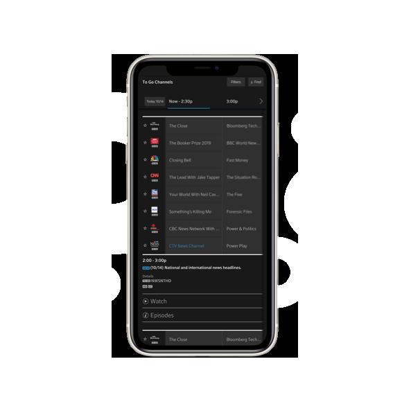 mobile tab