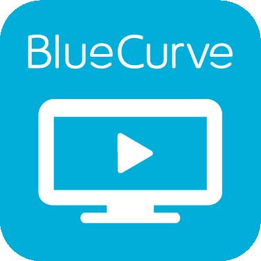 BlueCurve TV app icon